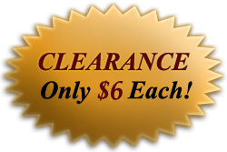All CD's Clearance!